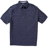 Roundtree & Yorke Roundtreee & Yorke Casuals Short-Sleeve Horizontal-Stripe Polo Shirt
