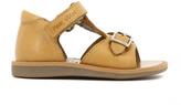 Pom D'Api Easy Poppy Velcro Leather Sandals