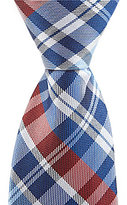 "Class Club Basic Plaid 50"" Tie"