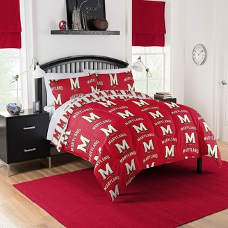 NCAA Maryland Terrapins Full Bedding Set by Northwest