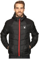 Spyder Geared Hoody Synthetic Down Jacket