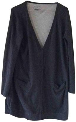 Petit Bateau Anthracite Cotton Jacket for Women