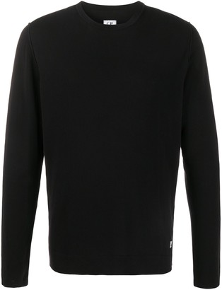 C.P. Company Cotton Long-Sleeve Jumper
