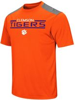 Men's Campus Heritage Clemson Tigers Rival Heathered Tee