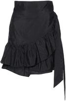 Isabel Marant Aurora Tiered Ruffle Skirt