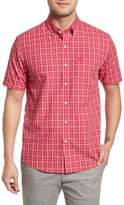 Cutter & Buck Leo Plaid Easy Care Woven Shirt