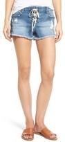 Billabong Women's Lite Hearted Denim Shorts