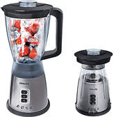 Philips HR2020 Compact Daily Blender - Silver