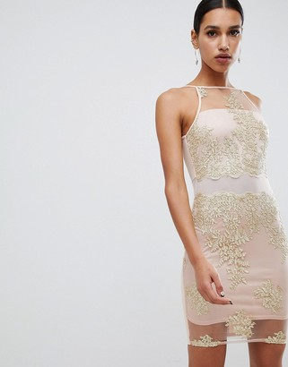 AX Paris lace bodycon dress