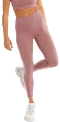 Miss Shop Balance Legging In Mauve