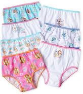 JCPenney FROZEN Disney Frozen 7-pk. Brief Panties - Girls 2t-6