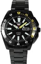 Seiko Men's 42mm Steel Bracelet Quartz Analog Watch SRP363