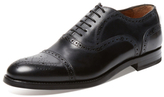 Antonio Maurizi Cap-toe Leather Oxford