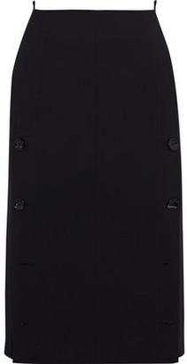 Joseph Roland Button-detailed Cady Skirt