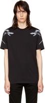 Givenchy Black Sharks 74 T-shirt