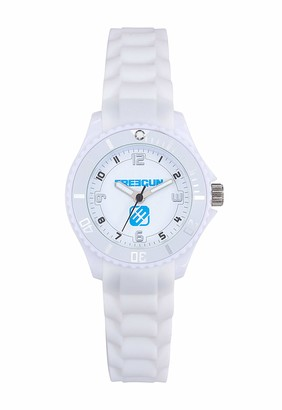 Freegun Boys Analogue Quartz Watch with Silicone Strap EE5252