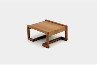 Artless Untitled End Table Color: Walnut