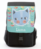 Personalized Planet Backpacks - Cutesy Cat Personalized Backpack