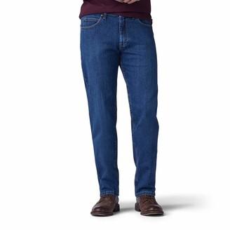Lee Men's Big and Tall Big & Tall Regular Fit Straight Leg Jean