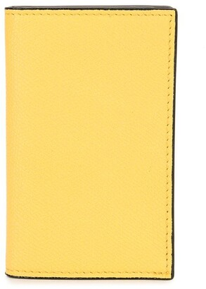 Valextra Cardholder Bi-Fold Wallet