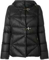 Fay hooded padded jacket - women - Feather Down/Polyamide - M