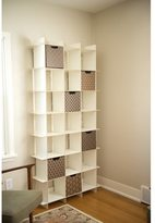 Sprout Modern Tall Cube Storage Bookcase