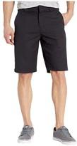Dickies 11 Flat Front Active Waist Shorts Regular Fit (Black) Men's Shorts