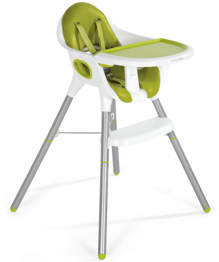 Mamas and Papas Apple Juice High Chair in Apple