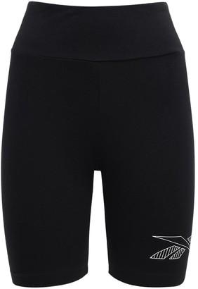 Reebok Classics Classics Logo Cotton Blend Shorts