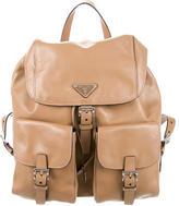 Prada Soft Calf Backpack