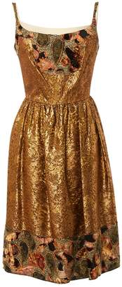 Anna Sui Brown Other Dresses