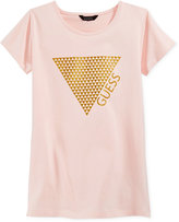 GUESS Graphic-Print T-Shirt, Big Girls (7-16)