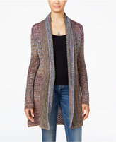 American Rag Marled Pointelle Cardigan, Only at Macy's