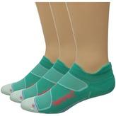 Feetures Elite Light Cushion No Show Tab 3-Pair Pack