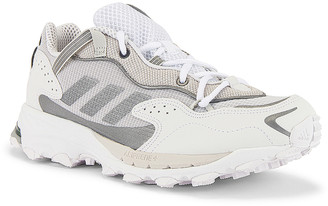 adidas STMNT Response Hoverturf GF6100AM in Core White 076A & Silver Met | FWRD