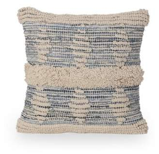 """Bungalow Rose Cotton18"""" Throw Pillow Cover"""