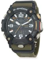 G Shock Mudmaster Digital Resin Strap Watch