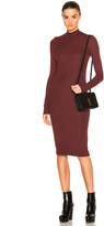 ATM Anthony Thomas Melillo Mock Neck Dress