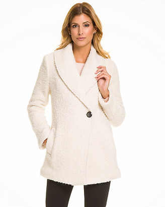 Le Château Wool Blend Shawl Collar Coat