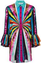 Mary Katrantzou Hawk dress