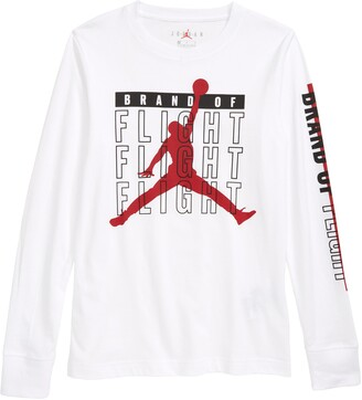 Jordan Flight Rise Graphic Tee
