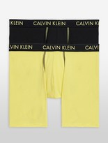 Calvin Klein Vivid Fx Cotton Stretch 2-Pack Boxer Brief