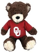 "NCAA Oklahoma Bear - Multi-Colored (14""x17"")"