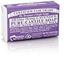 Dr. Bronner's - Dr Bronner - Org Lavender Soap Bar | 140g | BUNDLE