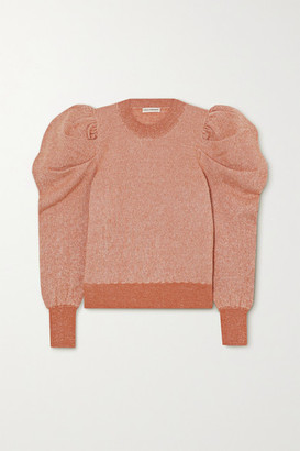 Ulla Johnson Marin Merino Wool Sweater - Beige