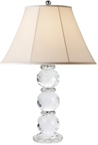 Ralph Lauren Faceted Crystal Lamp