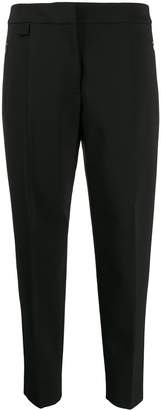 Theory cropped tapered trousers