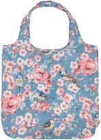 Cath Kidston Meadowfield birds floral foldaway shopper bag
