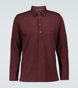 Barena Mezolera Tonel knitted polo shirt