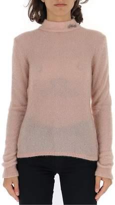 Philosophy di Lorenzo Serafini Logo High-Neck Sweater